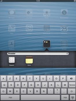 Apple iPad mini - Prise en main - Personnalisation de votre écran d