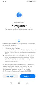 Huawei Y6P - Internet et connexion - Naviguer sur internet - Étape 3