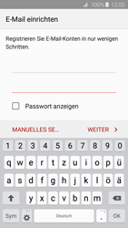 Samsung Galaxy S6 - E-Mail - Konto einrichten (outlook) - 6 / 12