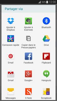 Samsung Galaxy Note 4 - Internet et roaming de données - Navigation sur Internet - Étape 20
