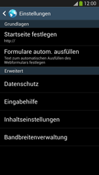 Samsung Galaxy S4 LTE - Internet - Apn-Einstellungen - 2 / 2
