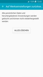 Samsung Galaxy S5 Neo - Fehlerbehebung - Handy zurücksetzen - 2 / 2