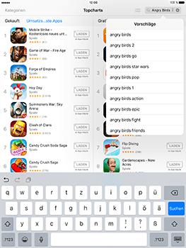 Apple iPad Mini 4 - iOS 10 - Apps - Herunterladen - Schritt 9