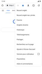 Nokia 8 - Android Pie - Internet et roaming de données - Navigation sur Internet - Étape 13