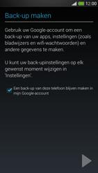 HTC One Mini - Applicaties - Account aanmaken - Stap 22