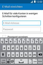 Samsung Galaxy Young 2 - E-Mail - Konto einrichten - 5 / 23