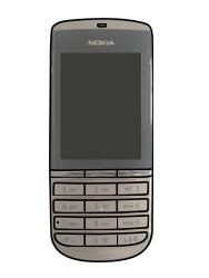 Nokia Asha 300 - SIM-Karte - Einlegen - Schritt 7