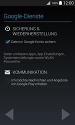 Samsung G318H Galaxy Trend 2 Lite - Apps - Konto anlegen und einrichten - Schritt 13