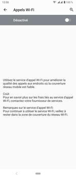 Sony Xperia 5 - WiFi - Activez WiFi Calling - Étape 10