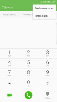 Samsung Samsung Galaxy S6 Edge+ - Android M - Voicemail - handmatig instellen - Stap 6