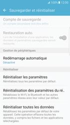 Samsung Galaxy S7 Edge - Téléphone mobile - Réinitialisation de la configuration d