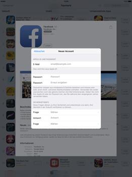 Apple iPad Pro 12.9 inch - Apps - Konto anlegen und einrichten - 22 / 35