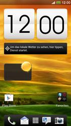 HTC One X Plus - Startanleitung - Installieren von Widgets und Apps auf der Startseite - Schritt 7