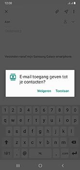 Samsung Galaxy A10 - E-mail - e-mail versturen - Stap 5