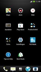 HTC One Mini - Voicemail - Handmatig instellen - Stap 3