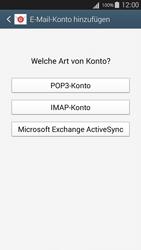 Samsung Galaxy S III Neo - E-Mail - Konto einrichten - 7 / 21