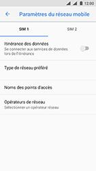 Nokia 3 - Android Oreo - Réseau - utilisation à l'étranger - Étape 10
