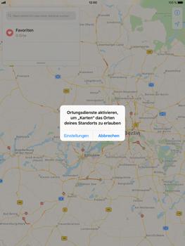 Apple iPad Air 2 - iOS 11 - Indoor-Karten (Einkaufszentren/Flughäfen) - 3 / 12