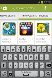 Samsung S6790 Galaxy Fame Lite - apps - app store gebruiken - stap 14