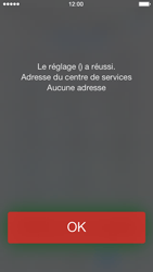 Apple iPhone 5s - SMS - configuration manuelle - Étape 7