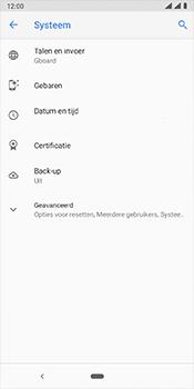 Nokia 3.1 Plus - Android Pie - software - update installeren zonder pc - stap 5