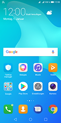 Huawei Y5 (2018) - Anrufe - Anrufe blockieren - 2 / 12