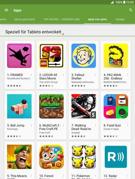 Samsung Galaxy Tab A 9.7 - Apps - Herunterladen - 11 / 20