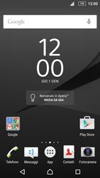 Sony Xperia Z5 - WiFi - Configurazione WiFi - Fase 1