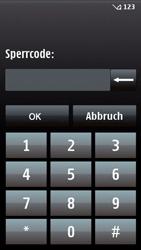 Nokia 5800 Xpress Music - Fehlerbehebung - Handy zurücksetzen - Schritt 10