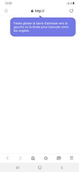 Samsung Galaxy A50 - Internet - navigation sur Internet - Étape 15