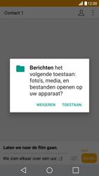 LG G5 - Android Nougat - MMS - hoe te versturen - Stap 15