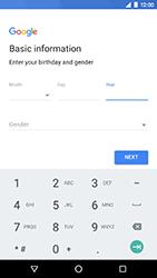 LG Nexus 5X - Android Oreo - Applications - Create an account - Step 9