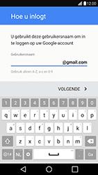 LG G5 SE (H840) - apps - account instellen - stap 10