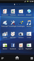 Sony Ericsson LT15i Xperia Arc - MMS - probleem met ontvangen - Stap 5