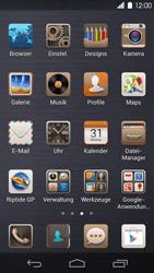 Huawei Ascend P6 - WiFi - WiFi-Konfiguration - Schritt 3