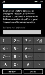 Nokia Lumia 635 - Applicazioni - Configurazione del negozio applicazioni - Fase 19
