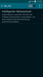 Samsung G850F Galaxy Alpha - WLAN - Manuelle Konfiguration - Schritt 5