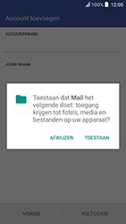 HTC U Play - E-mail - Account instellen (POP3 zonder SMTP-verificatie) - Stap 17