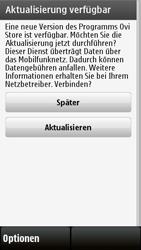 Nokia 5230 - Apps - Konto anlegen und einrichten - 4 / 15