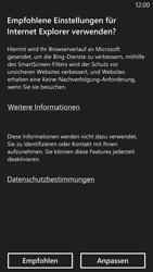 Nokia Lumia 1320 - Internet und Datenroaming - Verwenden des Internets - Schritt 4