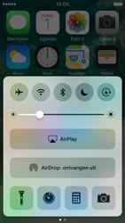 Apple iPhone SE - iOS 10 - iOS features - Bedieningspaneel - Stap 7