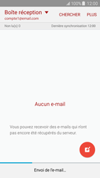 Samsung J500F Galaxy J5 - E-mail - envoyer un e-mail - Étape 19