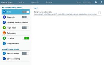 Samsung T535 Galaxy Tab 4 10.1 - Internet and data roaming - Manual configuration - Step 4