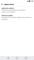 LG G5 (H850) - software - update installeren zonder pc - stap 6