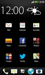 HTC Desire 500 - E-Mail - Konto einrichten - 2 / 2