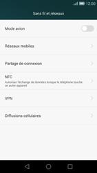 Huawei Ascend G7 - Internet - activer ou désactiver - Étape 5