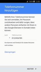 Samsung Galaxy A5 (2016) - Apps - Konto anlegen und einrichten - 14 / 21
