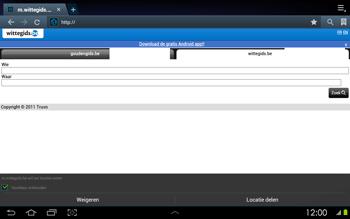 Samsung P5100 Galaxy Tab 2 10-1 - Internet - internetten - Stap 11