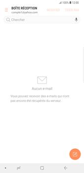 Samsung Galaxy S9 Plus - E-mail - 032b. Email wizard - Yahoo - Étape 5