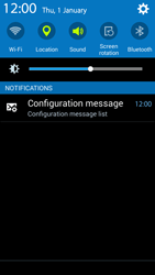 Samsung G530FZ Galaxy Grand Prime - MMS - Automatic configuration - Step 4
